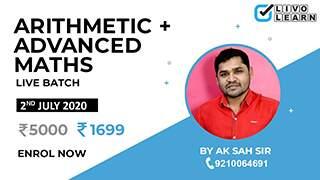 Arithmetic + Advanced Classes by A. K. Sah Sir