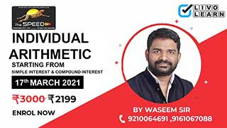 Individual Arithmetic by Waseem Sir