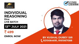 Individual Reasoning By Kushal Sir